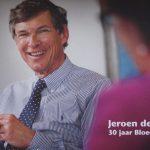 Jeroen de Wit 30 jaar bloedbank