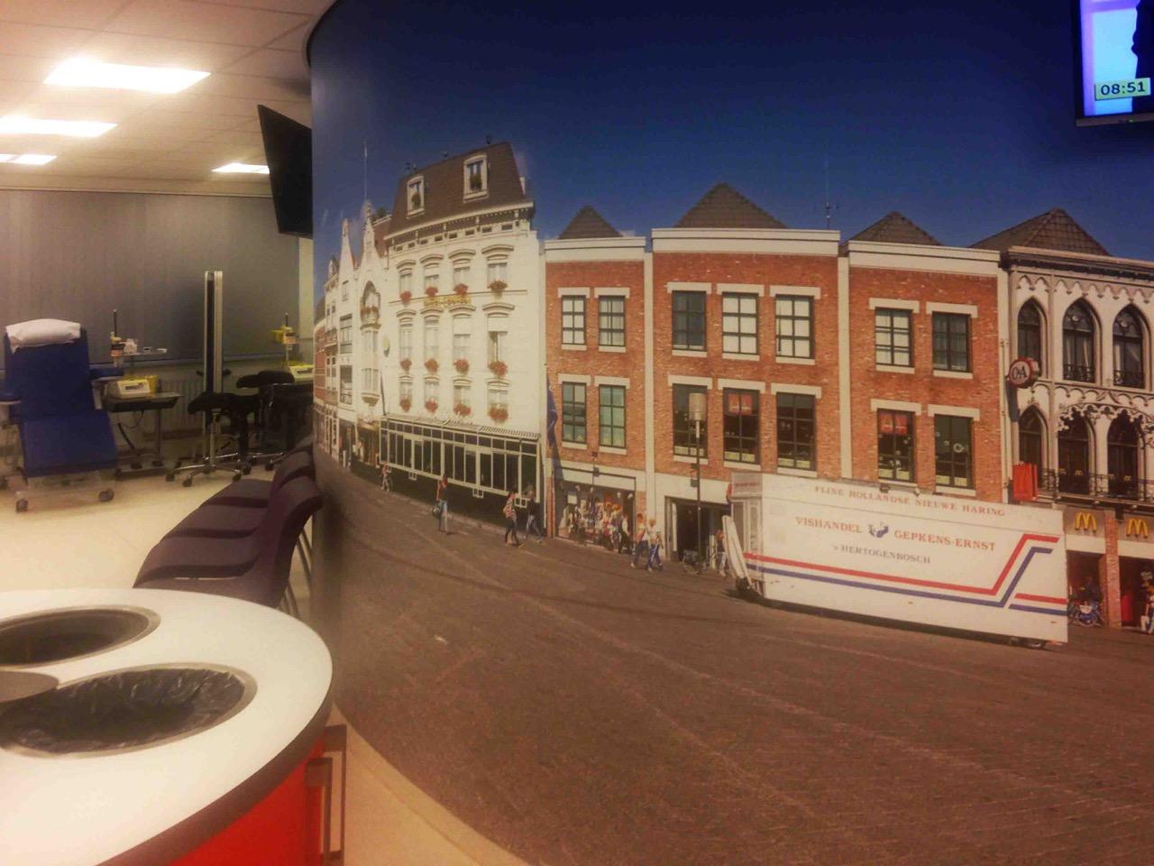 Welkom bij Bloedbank Den Bosch